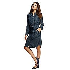 Original  Holland Womens Designer Blue Denim Dungarees From Debenhams  EBay