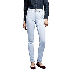 Lands' End - Blue women's slim leg stretch jeans