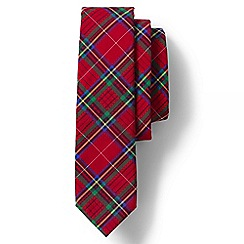 Lands' End - Boys' multi plaid tie