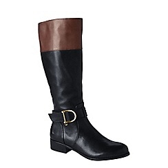 Lands' End - Black blakeley classic riding boots