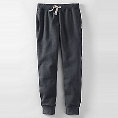 Lands' End - Grey boys' cuffed sweatpants