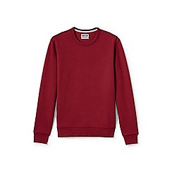 Lands' End - Multi tall serious sweats crew neck sweatshirt