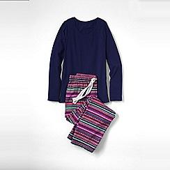 Lands' End - Blue women's pyjama set