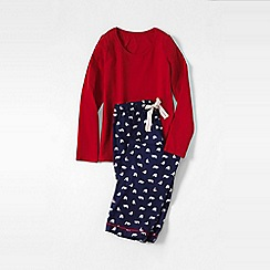 Lands' End - Blue women's pyjama set