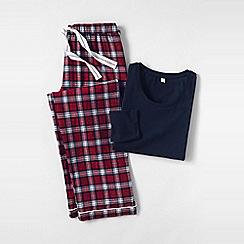 Lands' End - Red women's pyjama set