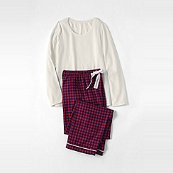 Lands' End - Red women's pyjama set