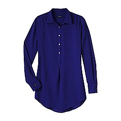 Lands' End - Purple women's dressy tunic