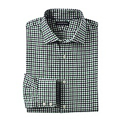 Lands' End - Multi men's spread collar town country shirt