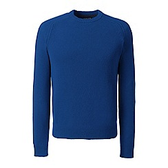 Lands' End - Blue lambswool sweater