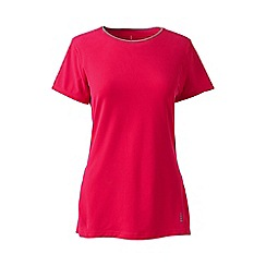 Lands' End - Red workout tee