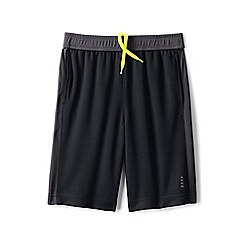 Lands' End - Boys' Black active shorts