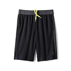 Lands' End - Boys' Black active shorts