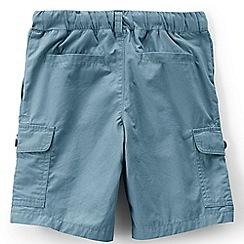 Lands' End - Blue boys' cargo beach shorts