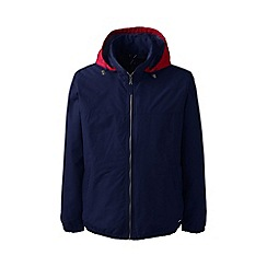 Lands' End - Blue men's spring squall® jacket