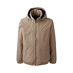 Lands' End - Green men's spring squall® jacket