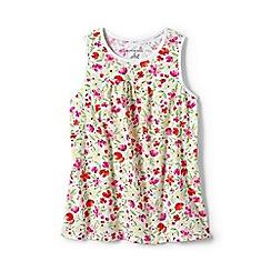 Lands' End - Multi girls' patterned jersey vest top
