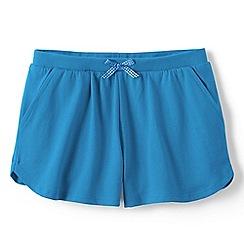Lands' End - Blue girls' pocket shorts