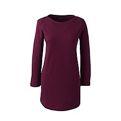 Lands' End - Red ballet neck tunic