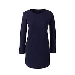 Lands' End - Blue ballet neck tunic