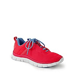 Lands' End - Pink  regular active trainers