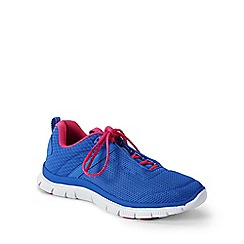 Lands' End - Blue  regular active trainers