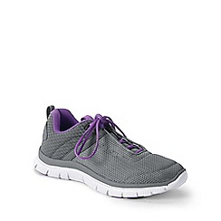 Lands' End - Grey  regular active trainers