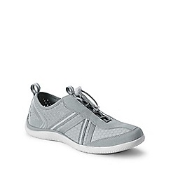 Lands' End - Grey regular water shoes