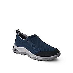 Lands' End - Blue regular mesh trekker shoes