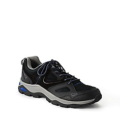 Lands' End - Black  regular trekker shoes