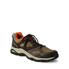 Lands' End - Brown  regular trekker shoes
