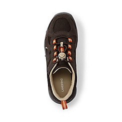 Lands' End - Brown kids' trekker shoes
