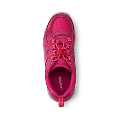 Lands' End - Pink kids' trekker shoes