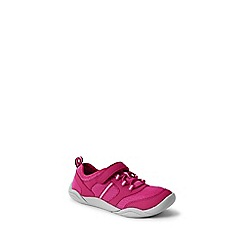 Lands' End - Pink kids' water shoes