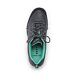 Lands' End - Grey regular trail hiker shoes