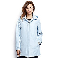 Lands' End - Blue plus coastal rain parka