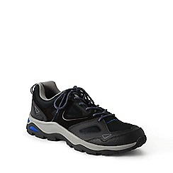 Lands' End - Black  wide trekker shoes