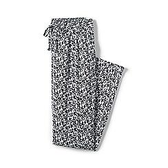 Lands' End - Multi regular floral soft trousers