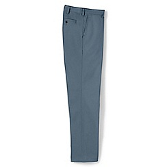 Lands' End - Blue traditional fit lighthouse chinos