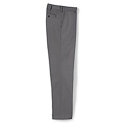 Lands' End - Grey traditional fit lighthouse chinos