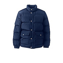 Lands' End - Blue down jacket