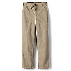 Lands' End - Green boys' iron knee beach trousers