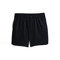 Lands' End - Black sport flyweight shorts