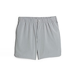 Lands' End - Grey sport flyweight shorts