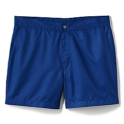 Lands' End - Blue monterey swim shorts