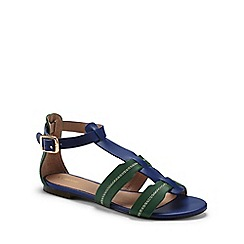 Lands' End - Purple gladiator sandals