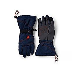 Lands' End - Blue expedition gloves