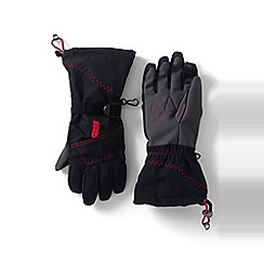 Lands' End - Black expedition gloves