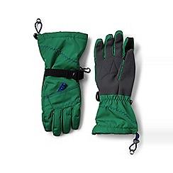 Lands' End - Green expedition gloves