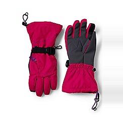 Lands' End - Pink expedition gloves