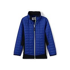 Lands' End - Blue primaloft hybrid jacket